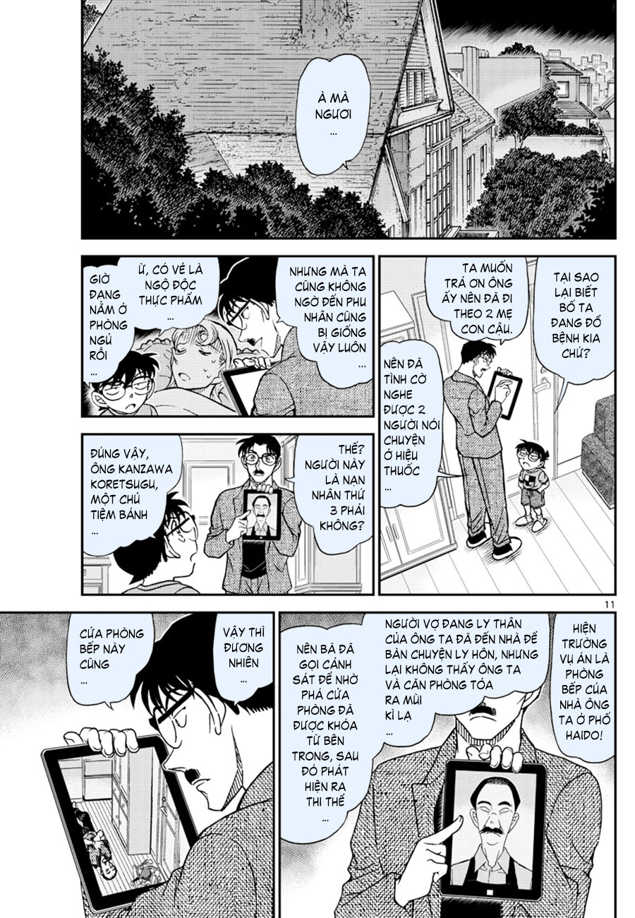 Thám Tử Lừng Danh Conan - Chap 1059 - GocThuGian.Com.Vn